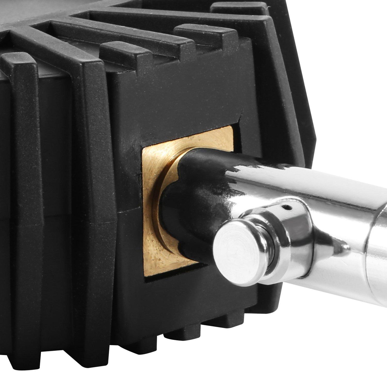 Digital Tyre Pressure Gauge Timorn Tire Pressure Gauge for Car Truck Motorcycle Bicycle with Backlight LCD Display