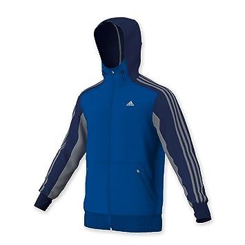adidas Herren Kapuzenjacke Clima 365 Fz Hood, Blau, 4, G69203