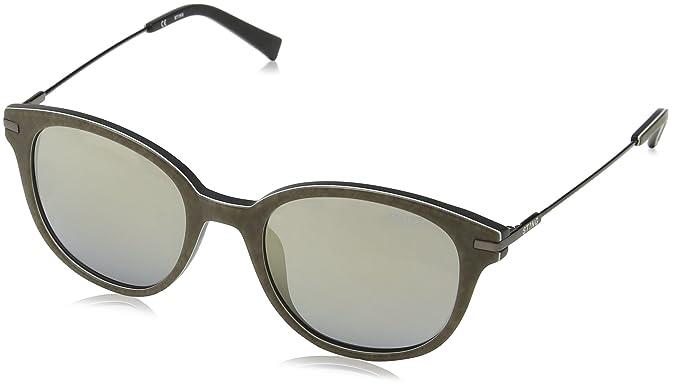 Sting SS6580-gafas de sol Hombre Gris Gris (MATT KHAKI GREEN ...