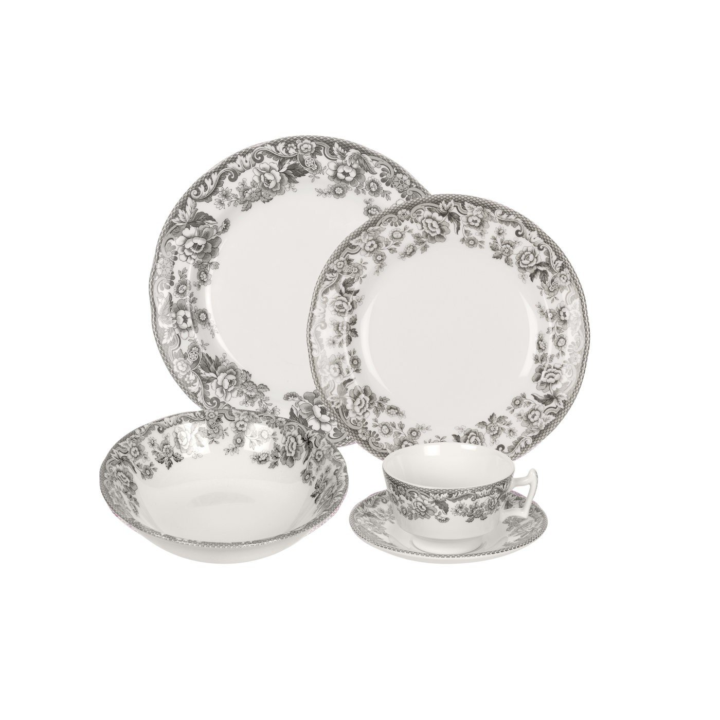 Spode Delamere Rural 5-piece Place Setting