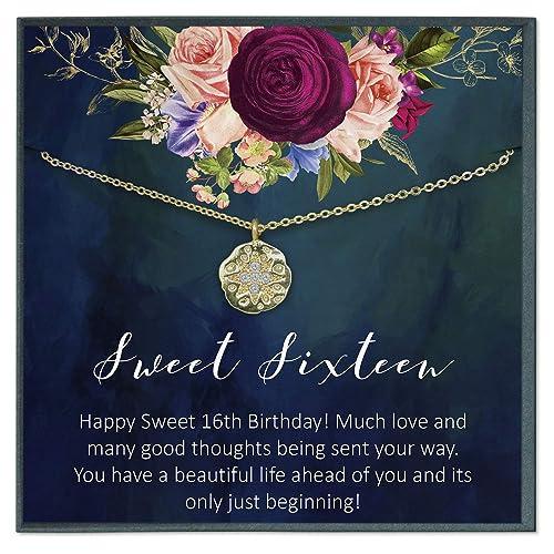 Grace of Pearl - Tarjeta de felicitación de 16 cumpleaños ...