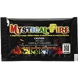 Mystical Fire 屋内または屋外の使用のための炎の着色剤の活気に満ちた長続きがする脈動の炎色のチェンジャー0.882オンス 12パックMystical Fire