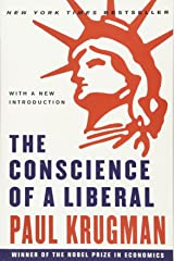 The Conscience of a Liberal Paperback