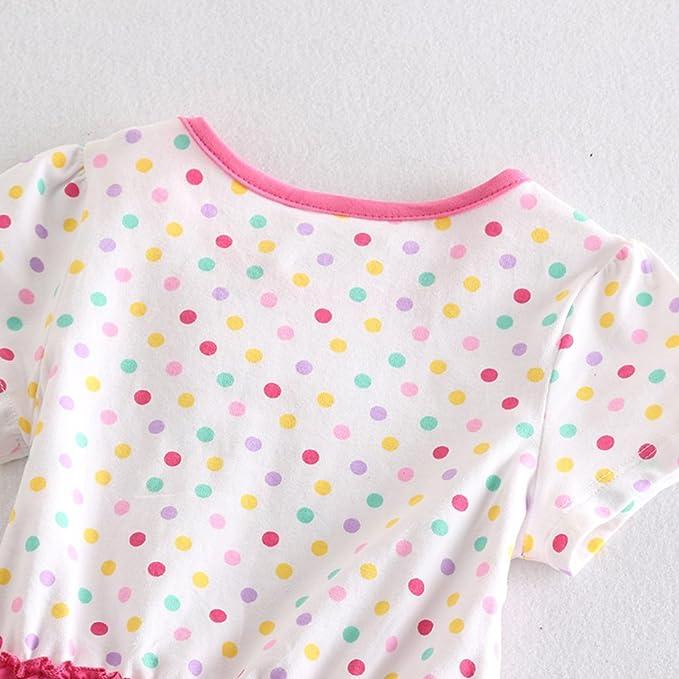 Amazon.com: LEMONBABY Peppa Pig Cartoon Baby Girls Skirt Cotton Birthday Dress: Clothing