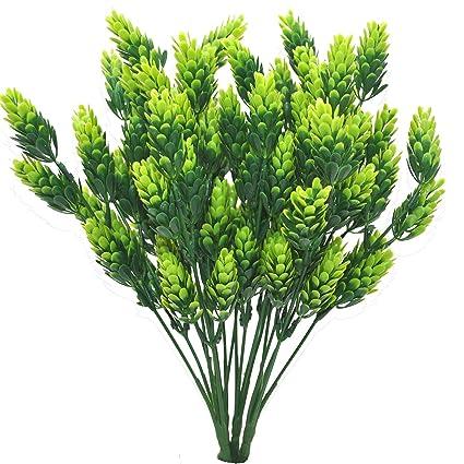 Amazon Com Artificial Plant Hops 4 Bundle Flower Garland Plants