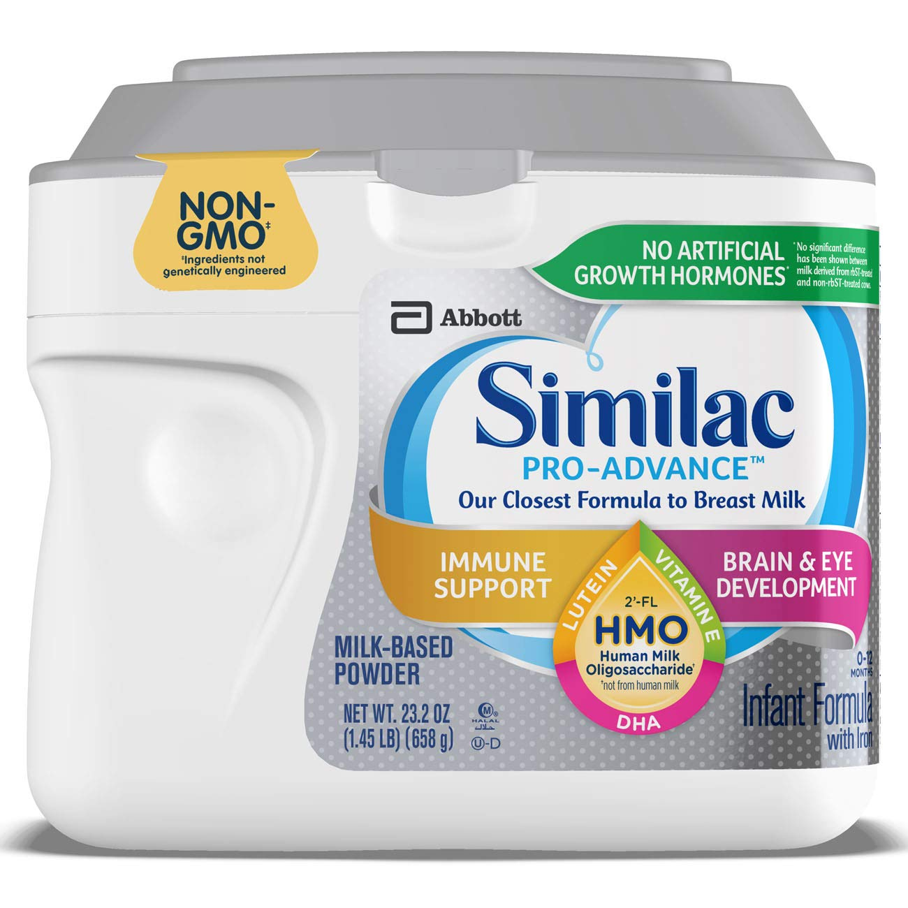 Amazon Com Similac Pro Advance Infant Formula With 2 Fl