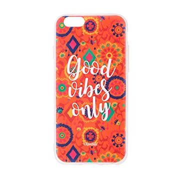 new product 7bdb2 89244 Chumbak Bohemian Swirls 3D iPhone 6/6s Case: Amazon.in: Electronics
