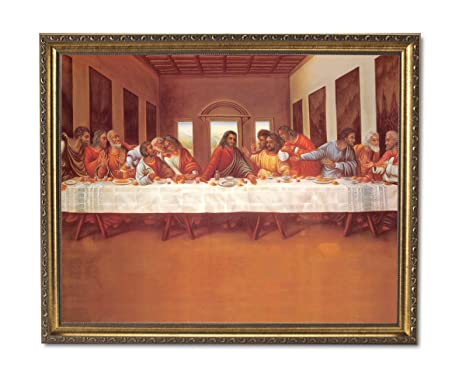Amazoncom Black African American Last Supper Religious Wall