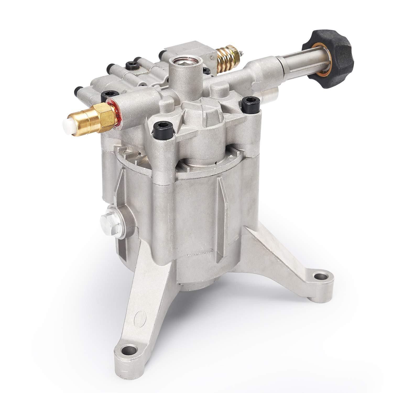 Atima Pressure Washer Pump 2900 PSI 3200 PSI 2.5GPM Replacement Washer Pump Fit for New 308653052, 308653025, 308653006 Repalce AR RMW22G24-EZ RMW22G24-EZ-SX-PKG RMW22G24-EZ-SX-PKG