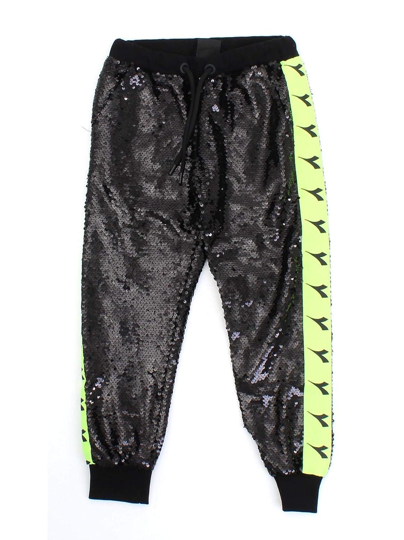 Diadora 021511 Pantalones de chándal Niños: Amazon.es: Ropa y ...