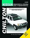 Chilton Total Car Care Nissan Frontier & Xterra, 2005-2011 Repair Manual
