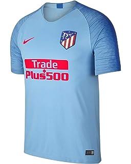dfaaf3616 Amazon.com : Nike 2016-2017 Atletico Madrid Home Football Soccer T ...