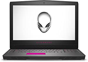 "Alienware AW17R4-7352SLV-PUS 17"" QHD Laptop (7th Generation Intel Core i7, 32GB RAM, 256SSD + 1TB HDD, Silver) VR Ready with NVIDIA GTX 1080"