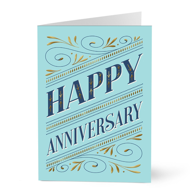 Amazon Hallmark Work Anniversary Card Elegant Work