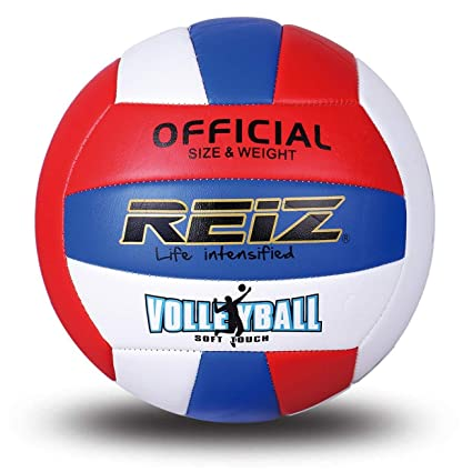 MXECO REIZ Profesional Soft PU Volleyball Ball Competición Pelota ...