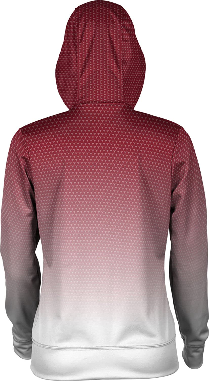 ProSphere Indiana University Girls Pullover Hoodie Zoom School Spirit Sweatshirt