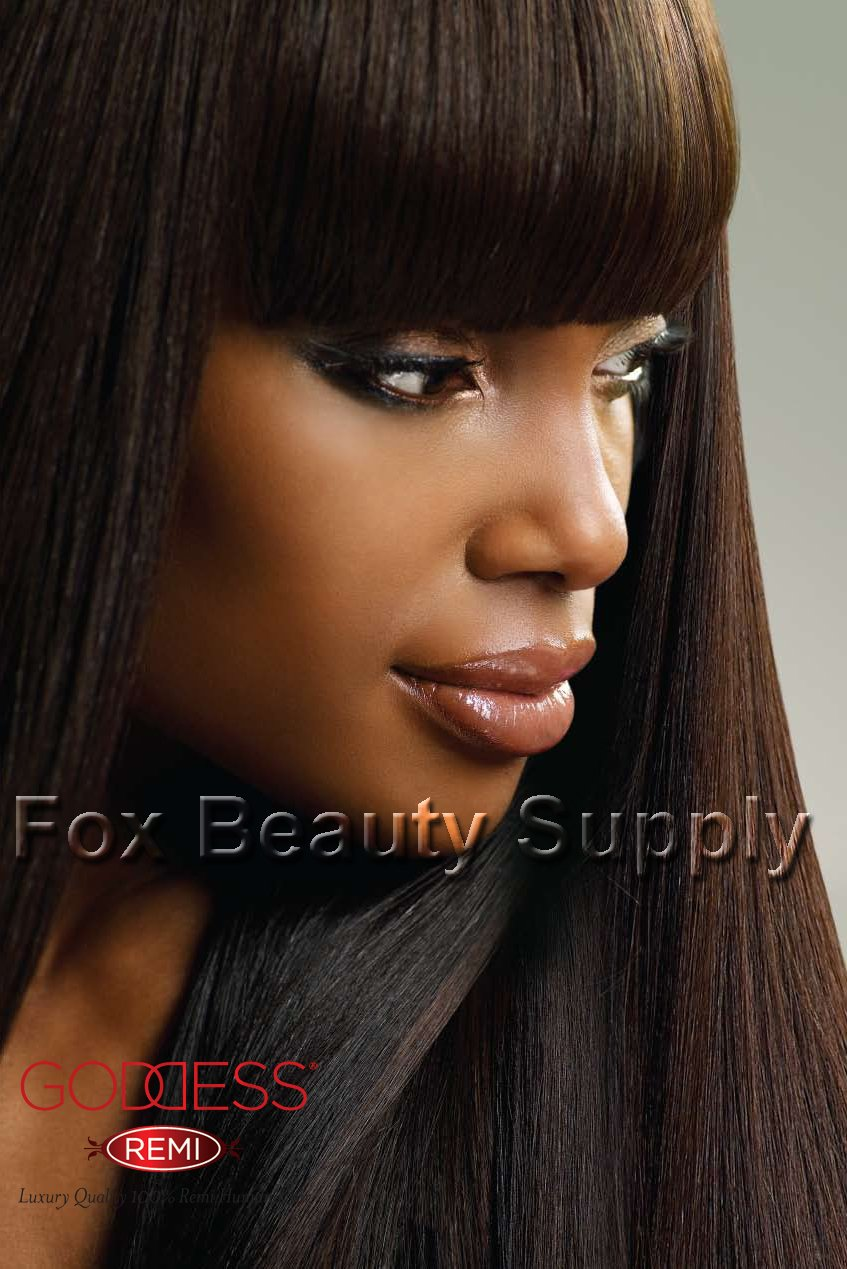 Amazon Goddess Sensationnel Remi Human Hair Weave Original