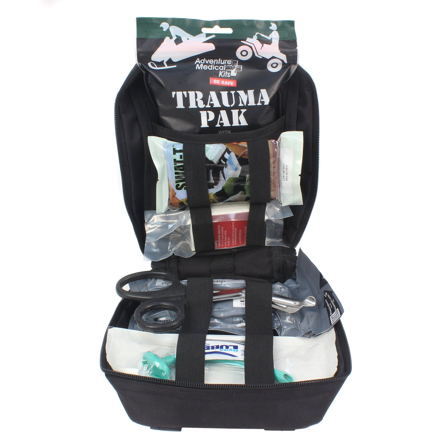 Ever Ready First Aid Meditac Tactical Trauma IFAK Kit with
