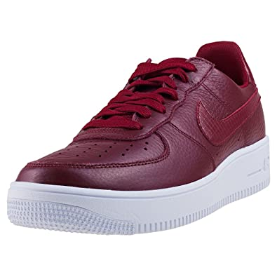 nike air force 1 homme rouge
