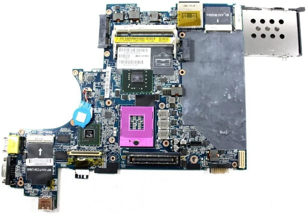 Dell Latitude E6400 Discrete PCMCIA V3 Motherboard-WP507