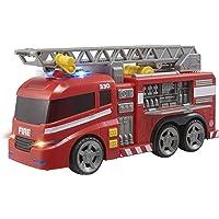 Teamsterz 1416390 lätt och ljud brandbil leksak, 3–6 år