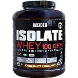 Weider Isolate Whey 100CFM 908gr Chocolate. 100% aislado de proteina de suero. Cero azúcar, cero aspartamo, con stevia…