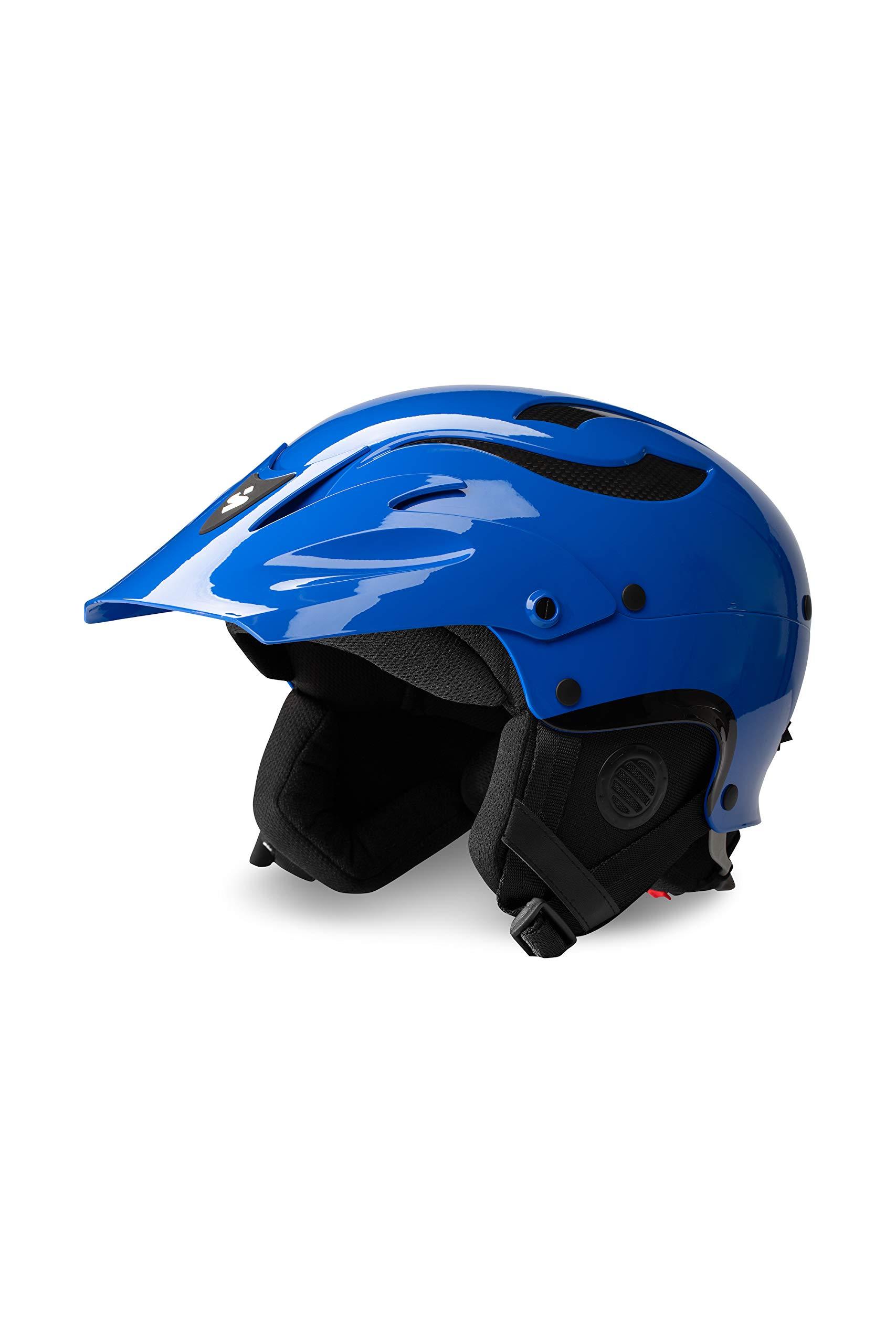 Sweet Protection Rocker Paddle Helmet, Race Blue, ML