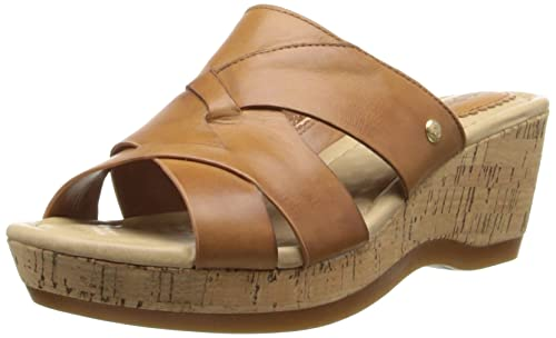 7af838736b7c Hush Puppies Women s Janae Farris Shoe Tan Leather 9.5 C D US  Buy Online  at Low Prices in India - Amazon.in
