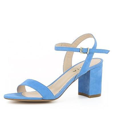 Evita Shoes Ambra Sandales Femme Daim
