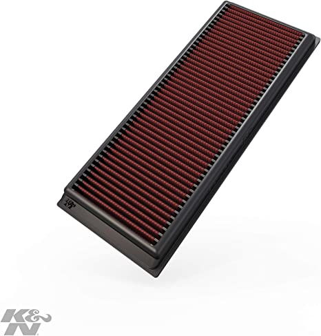 Green Filter USA 2002 High Air Flow Reusable Element Filter Ford F150 F250 F350