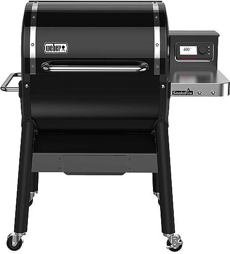 Weber-22510201-SmokeFire-EX4-(2nd-Gen)-Wood-Fired-Pellet-Grill