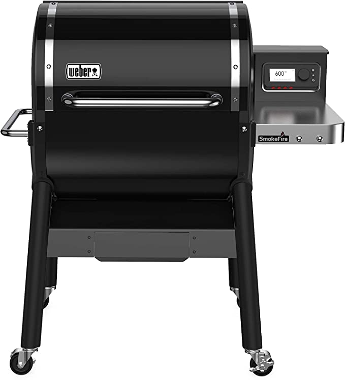 Weber 22510201 SmokeFire - Best Build Quality