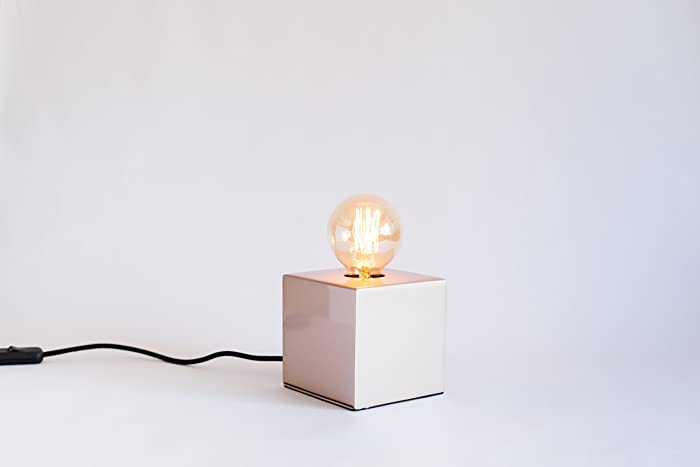 Lampada In Rame Design : Lampada in rame lampada edison lampada a mano lampada da tavolo
