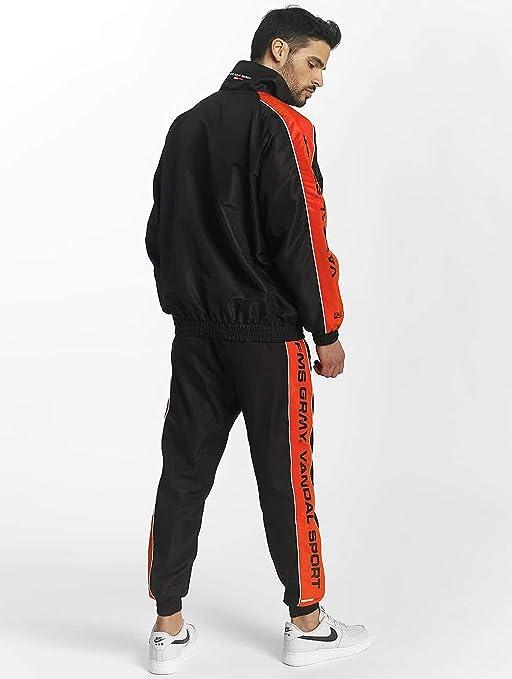 Grimey Wear Hombres Chaquetas / Chaqueta de entretiempo X 187 Vandal Sport: Amazon.es: Ropa y accesorios