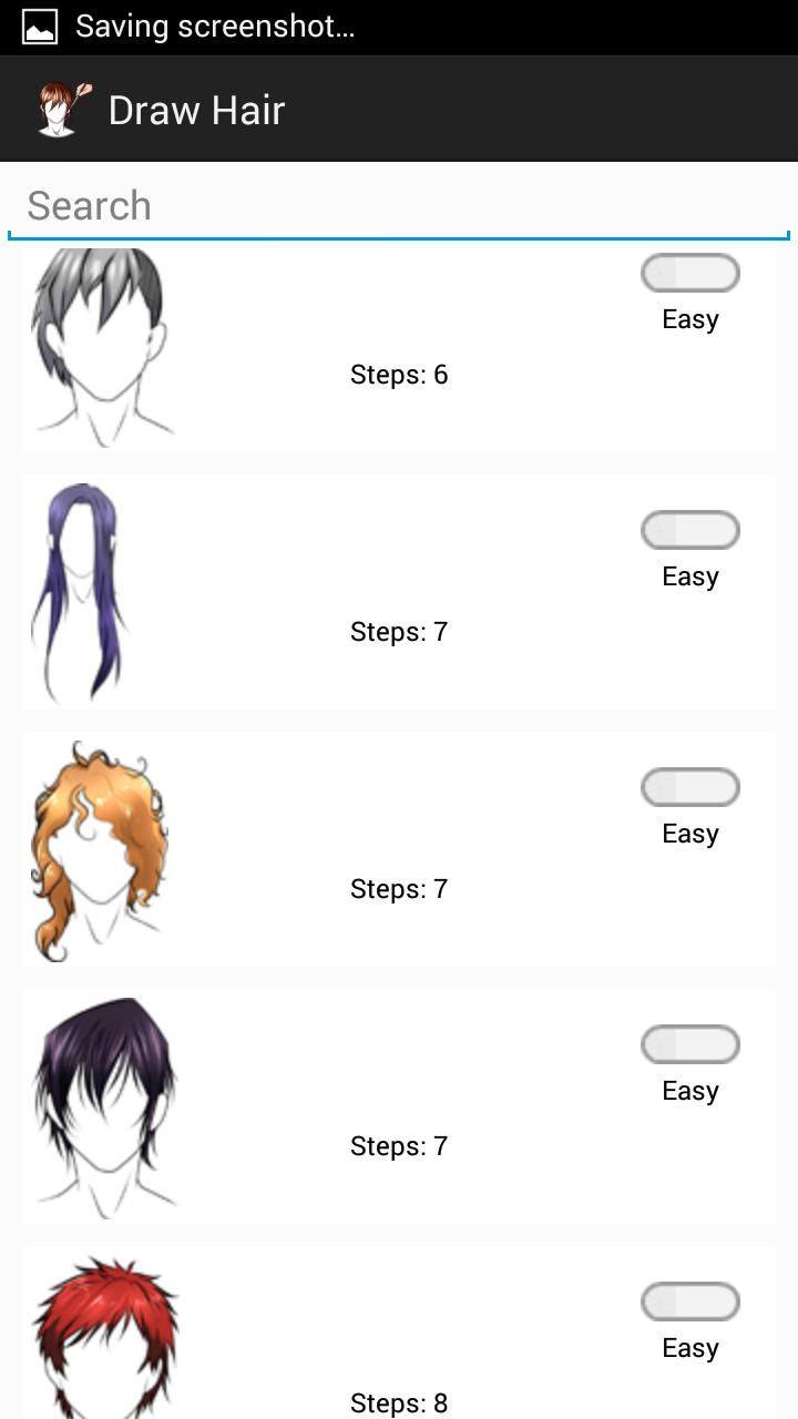 Cómo dibujar cabello, peinados PRO: Amazon.es: Appstore