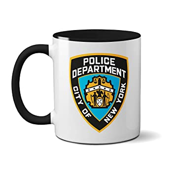 Inspiredblack Nypd Prime Mug Brooklyn Nine PuwZOikXT