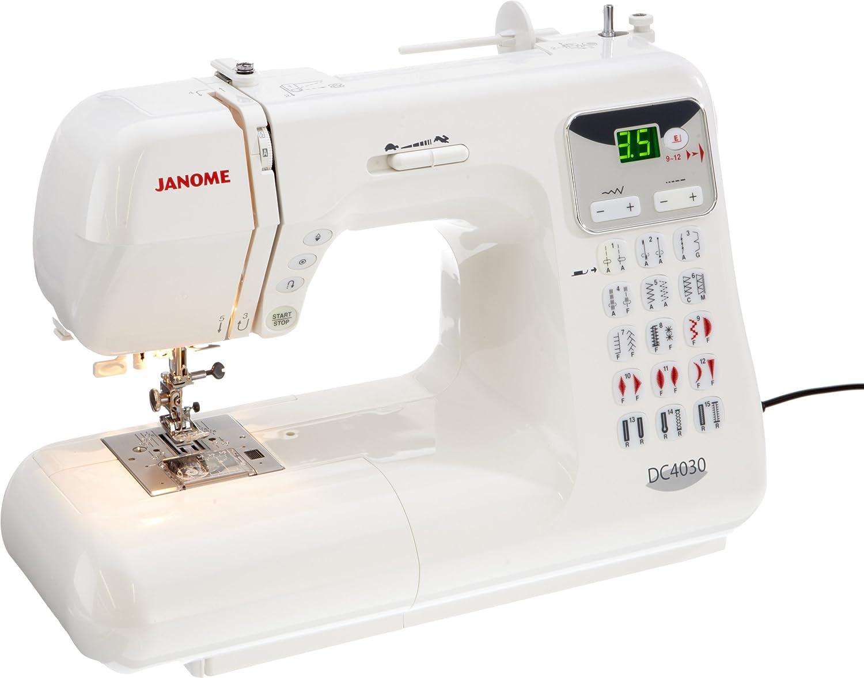 Janome 4250229883212 - DC 4030 máquina de Coser: Amazon.es: Hogar