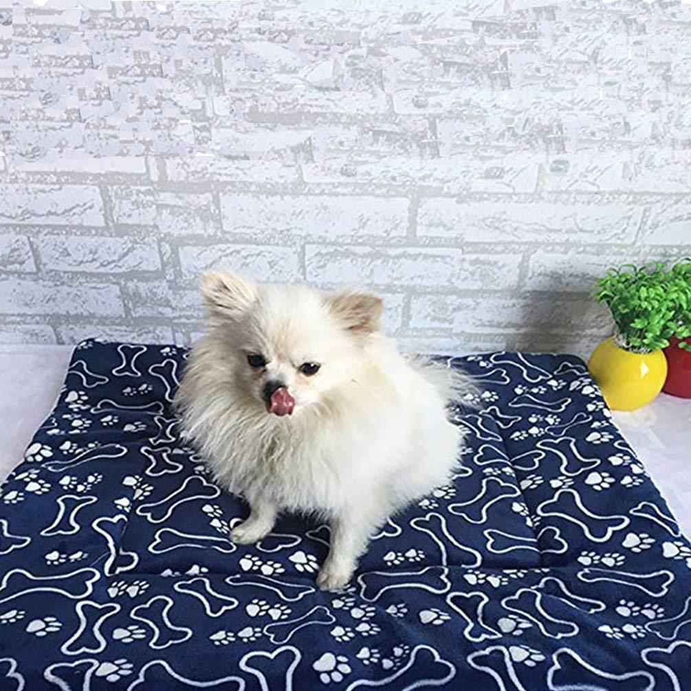 B/&C.ROOM Pet Cushion Soft Dog Cushion Sleeper Mat Cat Animal Soft and Warm Bed