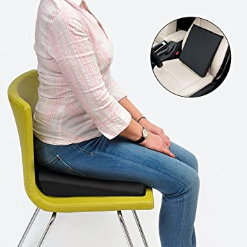 Comfort Products Posture Correcting Seat Wedge Cushion Home Car Office Angle