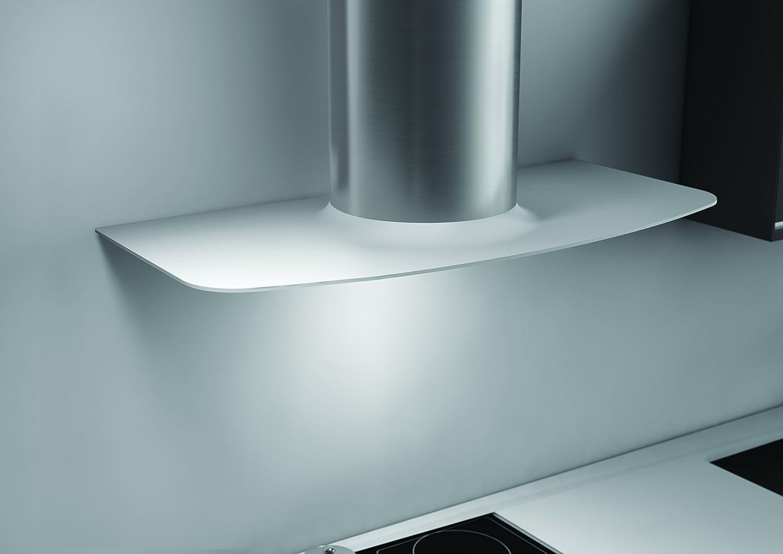 frecan – Campana Pared – Space M 900 – acero y Corian: Amazon.es: Grandes electrodomésticos