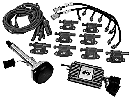 Amazon Com Msd Ignition 601533 Direct Ignition System Dis Kit