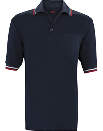 462984b62 Adams USA Short Sleeve Baseball Umpire Shirt - Sized for Chest Protector