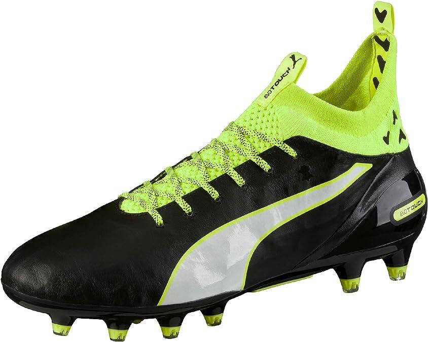 PUMA Evotouch Pro FG, Botas de fútbol para Hombre: Amazon.es: Zapatos y complementos