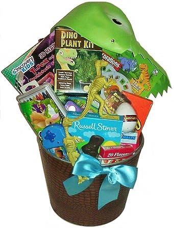 D Easter Dinosaur Basket AgesAnd Up