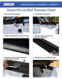 Tonno Pro Tonno Fold 42-305 TRI-FOLD Truck Bed Tonneau Cover 2009-2014 Ford F-150, 2010-2014 Raptor | Fits 5.5' Bed