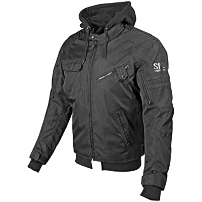 Speed and Strength Off The Chain 2.0 Mens Textile Jacket Stealth/Black XL