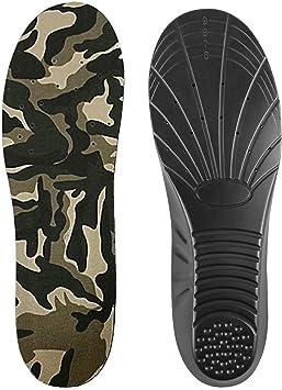 インソール 中敷き レディース メンズ 人体工学に基づいた 衝撃吸収 サイズ調整 女性用 男性用 足底筋膜炎 扁平足 靴の 中敷き 2枚