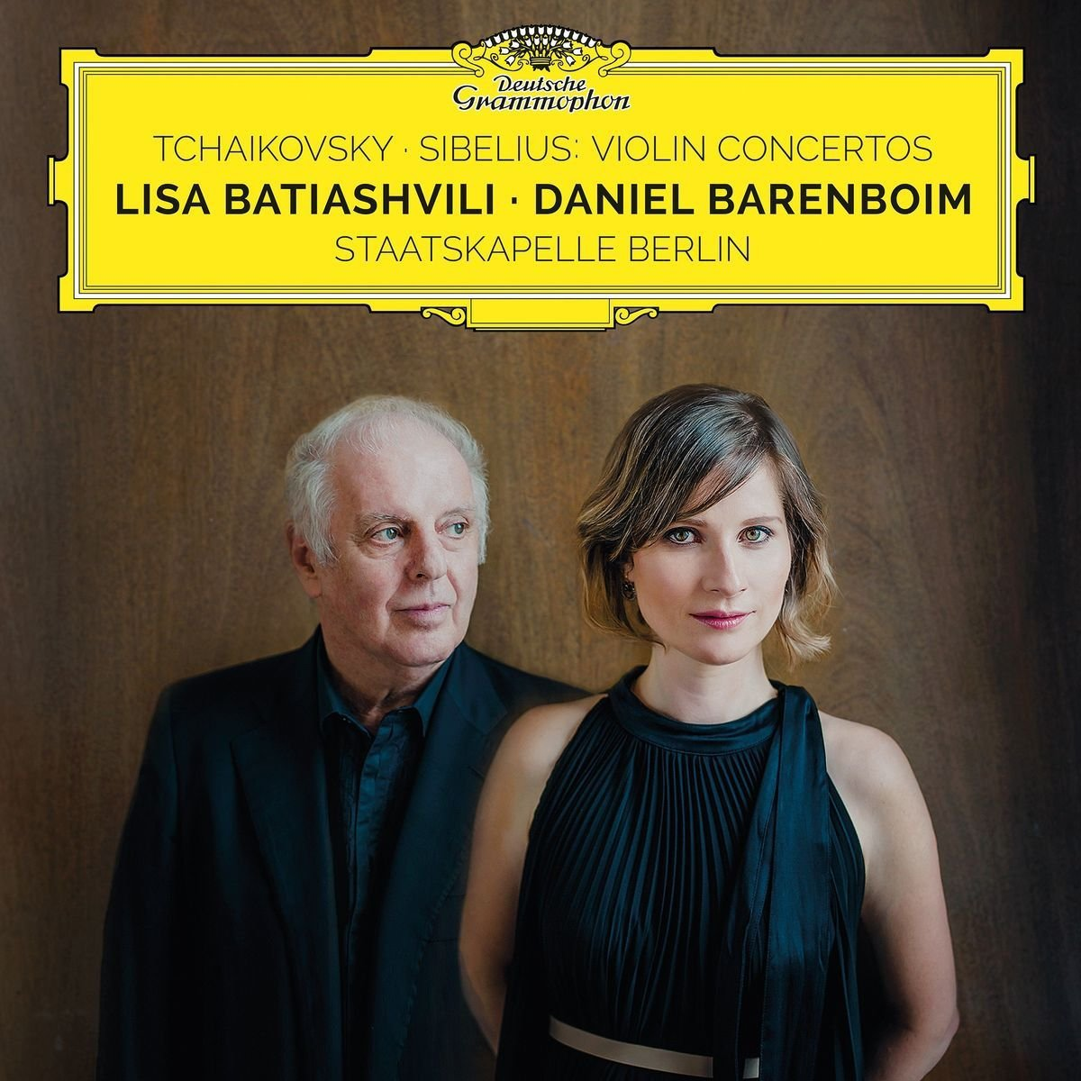 CD : Lisa Batiashvili - Violin Concerto / Sibelius: Violin Concerto (CD)