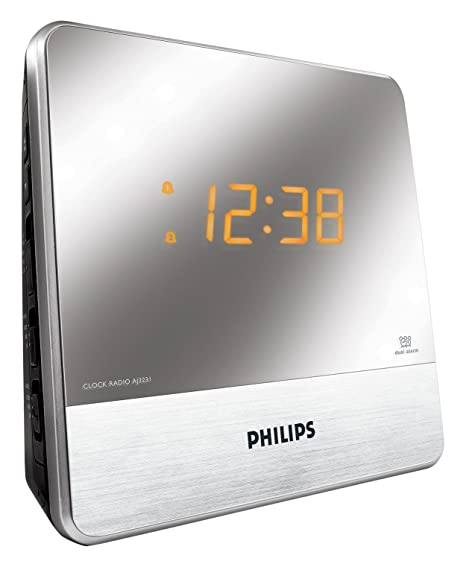 Philips AJ3231/79 - Radio (Reloj, Digital, Am,FM, 0