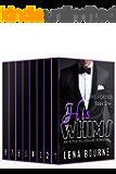 His Forever Box Set: Books 1 - 8 (An Alpha Billionaire Romance Serial)